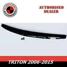 Bonnet Protector to suit Mitsubishi Triton 2006-2014 Mitsubishi Triton MN ML