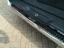 MERCEDES VITO W639 CHROME BUMPER PROTECTOR 2004-2013 WITH TEXT