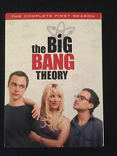 The Big Bang Theory - The Complete First Season (DVD, 2008, 3-Disc Set)