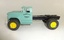 ERTL 1960 Light Blue Chevy Cab #3 in the Vtg Semi Cab Series Gerald E. Ort #2
