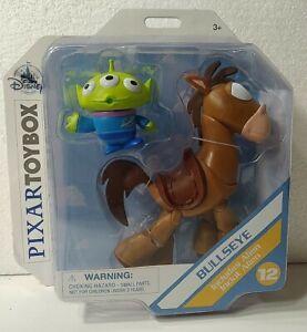 Disney Pixar ToyBox Series Toy Story Bullseye & Alien #12 Parks Exclusive