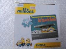 MINIONS PUZZLE 48 piece *Ages 5+, Le Buddies Movie Pic