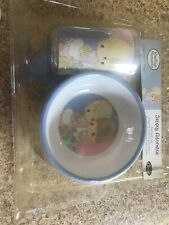 Precious Moments Melamine Boy, Girl, Butterflies Plate, Cup, and Bowl Plz Read
