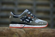 US size 12.0 BAIT ASICS Men Gel Lyte 3 III Basics Model-002 Guardian