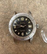 Vintage Bulova Snorkel 666 Diver Men's Watch