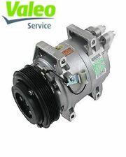 Fits Volvo S60 S80 V70 XC70 XC90 A/C Compressor w/ Clutch Valeo New 36000576