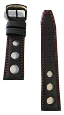 Original Citizen Primo Stingray Black Leather Band Strap for Watch CA4085-08E