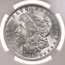 1884-O Morgan $1 NGC Certified MS63