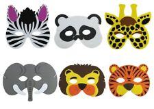1 x Masque loup enfant EVA animaux sauvages modèles assortis sac de fete cadeau