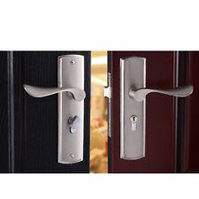 Simple Palanca de entrada de seguridad de puerta de entrada para empotrar Mango Cerraduras Conjunto de Alta Calidad