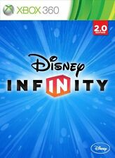 Disney Infinity Play Without Limits 2.0 Xbox 360 Game - New Factory Sealed (D81)