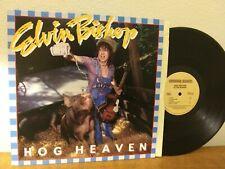 Elvin Bishop Hog Heaven LP Near Mint, Capricorn Records CPN 0215