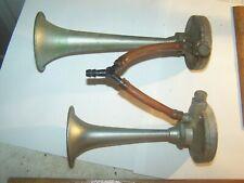 Vintage Sears Air Horn Set
