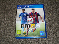 FIFA 15 : SONY PLAYSTATION PS4 FOOTBALL GAME - IN VGC (FREE UK P&P)