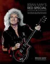 Brian May's Red Special: The Story of the Home-Made Guitar That Rocked Queen and the World by Simon Bradley, Brian May (Hardback, 2014)