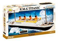 COBI RMS Titanic SET# 1914 A (600 Pcs.) NEW, US SELLER, Building Blocks, MISB