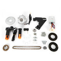 450W 36V Electric Conversion Twist Kit for Common Bike Left Chain Drive Custom