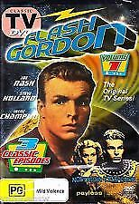 FLASH GORDON CLASSIC TV DVD VOLUME 1 * DVD