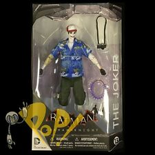 """Batman ARKHAM KNIGHT The JOKER 6.75"""" Action Figure DC Collectibles IN STOCK NOW!"""