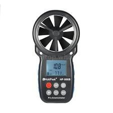 HoldPeak HP-866B LCD Digital Anemometer Wind Speed Air  Temp Tester I1Y5