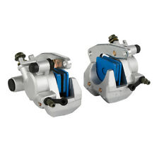 Front Brake Calipers Left Right For Yamaha Bruin 350 250 04-06 Grizzly 400 07-14
