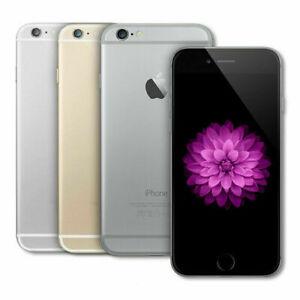 Original Apple iPhone 6 - iOS 128GB Gray Silver Gold Unlocked Smart Phone