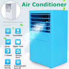 Mini Mobile Climatiseur Air Ventilateur Climatisation Humidificateur Portable