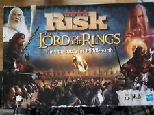 The Lord of the Rings Risk board game