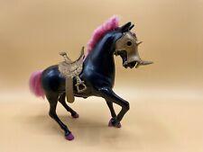 Galoob Golden Girl & Guardians of the Gemstones 1984 SHADOW HORSE