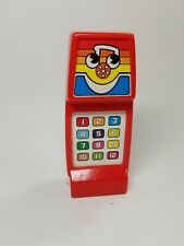 Vintage Playskool Electronic Musical Phone 1982 Vintage Kids Toy tested works