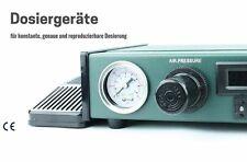 Dosiergerät DG 1000T mit Zeitsteuerung - für Doming- und andere Beschichtungen