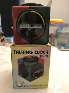 Vintage Talking Clock