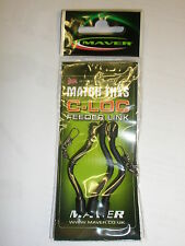 MAVER C-Loc Alimentatore BOMBA LINK 3pk Pesca Tackle