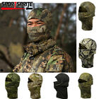 Bionic Camo SNOOD  Scarf Hood Balaclava Neck Winter Warmer Face Mask Beanie Hat