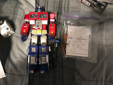 Transformers 20th Anniversary Optimus Prime Masterpiece MP-01