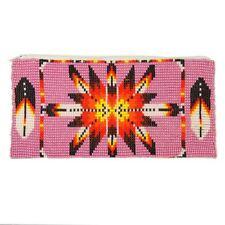 BG111-200 Coin Purse Wallet ID Bag Hand Beaded Native Design Wallet Artisan Made