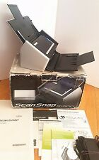 OEM Package Fujitsu Scansnap S1500 s1500 Scanner W/ AC Adapter Charger