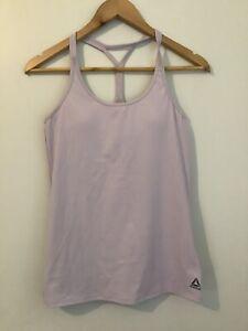 Les Mills Reebok Singlet Size Small Activewear Gym Womens