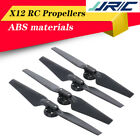 JJRC X12 WIFI FPV Racing RC Quadcopter Drone Parts CW & CCW Foldable Propellers