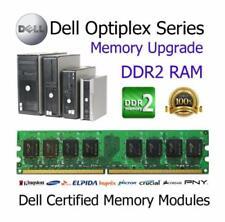 Mémoires RAM Dell sans offre groupée avec 2 modules