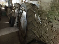 Antique Tractor Tyres/Wheels