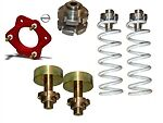 "LEV-COI-BARE-2 Leveling Kits Steel 2 1/8"" Small Base 2Wd/Long Bolt pr"