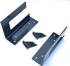 CLS Security Brackets FOLDED Door Bar Protection BARRICADE BRACKETS Made in UK