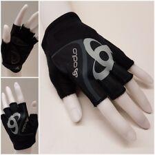 Skihandschuhe Odlo Gloves Short Endurance Black Xs-black