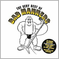 Bad Manners Very Best of CD 25 Track (0825646093519) European Rhino 2015