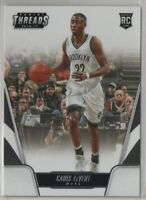 2016-17 Panini Threads Rookies Caris LeVert #172 Rookie