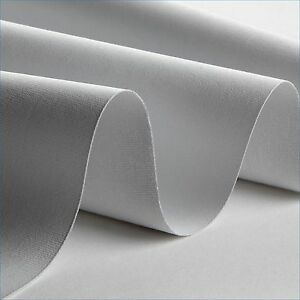 """54"""" / 137CM WIDE - THERMAL BLACKOUT CURTAIN LINING FABRIC (3 Pass)"""