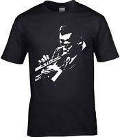 Miles Davis Inspired Homage T-Shirt Jazz Giant Blue Note Legend