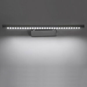 Dimmable/N LED Mirror-front Light Adjustable Wall Sconce Lamp 5050SMD Button/N
