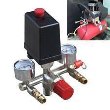 Durable Pressostat Compresseur d'air Vanne Régulation Pression Contrôle Jauge